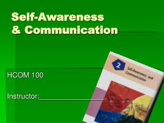 self-awareness  communication