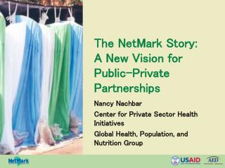 The  NetMark  Story: A New Vision for Public-Private Partnerships