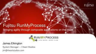 Fujitsu RunMyProcess