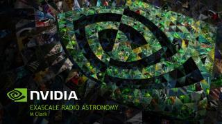 Exascale  radio astronomy