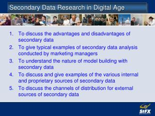 Secondary Data Research in Digital Age