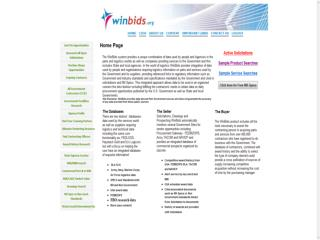 Once the user has assisted in building a profile of key  words or NSN or NAICS or Federal Supply Classes which are moni