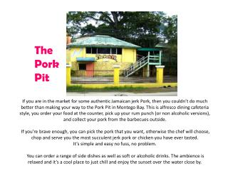 The Pork Pit