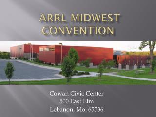 ARRL Midwest Convention