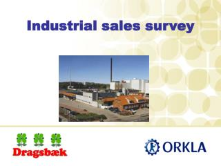 Industrial sales survey