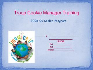 2008-09 Cookie Program
