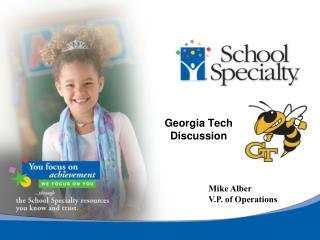 Georgia Tech  Discussion