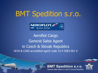BMT Spedition s.r.o.