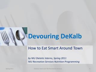 Devouring DeKalb