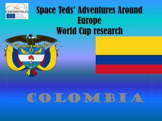 Space Teds' Adventures Around Europe World Cup research
