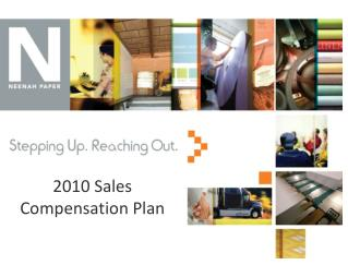 2010 Sales Compensation Plan