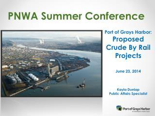 PNWA Summer Conference