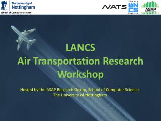 LANCS Air Transportation Research Workshop