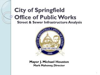 City of Springfield Office of Public Works
