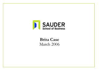 Brita Case March 2006