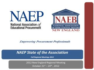 NAEP Represents an Important Mission
