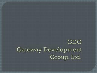 GDG Gateway Development Group, Ltd.