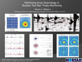 Rethinking Array Seismology in  Nuclear-Test-Ban Treaty Monitoring