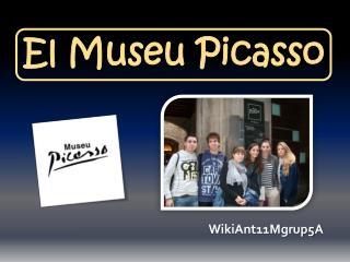 El  Museu  Picasso