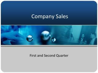 Company Sales