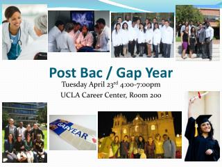 Post  Bac  / Gap Year