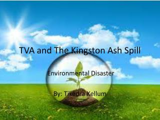 TVA and The Kingston Ash Spill