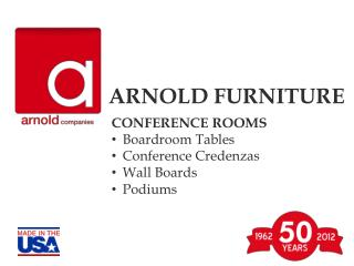 ARNOLD FURNITURE