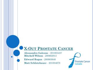 X-Out Prostate Cancer