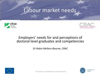 Labour market needs