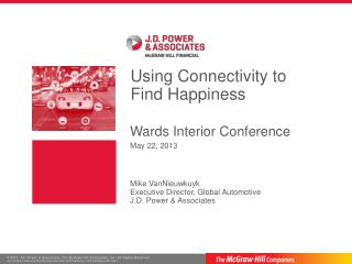 Using Connectivity to Find Happiness