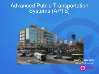 Advanced Public Transportation Systems (APTS)
