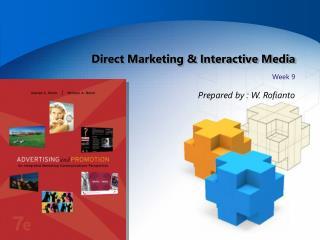 Direct Marketing & Interactive Media
