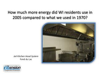 How much more energy did WI residents use in 2005 compared to what we used in 1970?