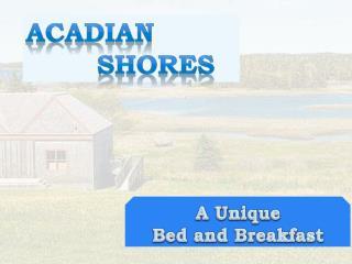 Acadian  Shores