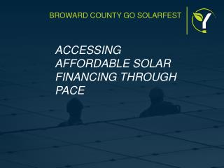BROWARD COUNTY GO SOLARFEST