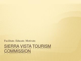 Sierra Vista Tourism Commission