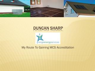 Duncan Sharp