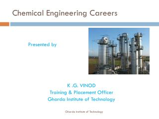 Chemical Engineering Careers