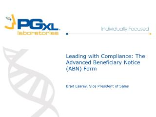 Leading with Compliance: The Advanced Beneficiary Notice (ABN) Form