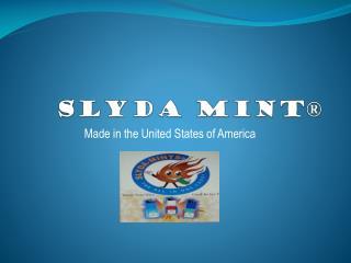 Slyda mint�