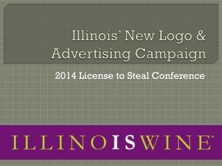 Illinois' New Logo & Advertising Campaign