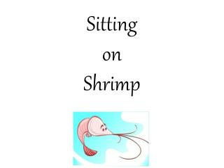 Sitting on Shrimp
