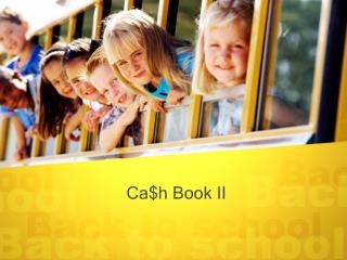 Ca$h  Book  II