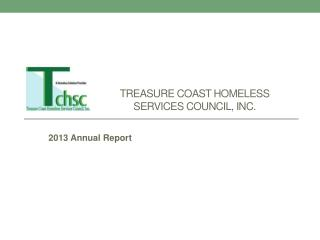 Treasure Coast Homeless Services Council, Inc.