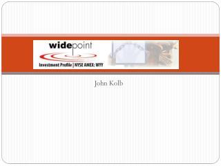 John Kolb