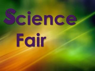 cience  Fair