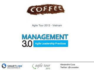 Agile Tour 2013 - Vietnam