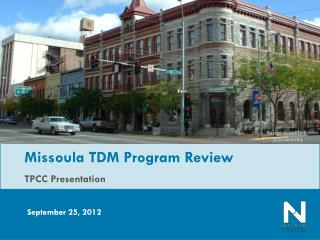 TPCC Presentation