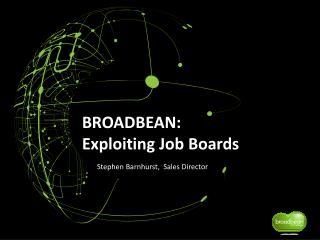 BROADBEAN: Exploiting Job Boards