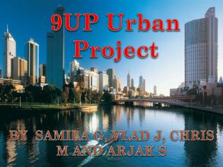 9UP Urban Project